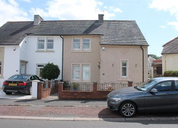 Thumbnail 2 bedroom semi-detached house for sale in Woodlands Avenue, Bothwell, Glasgow