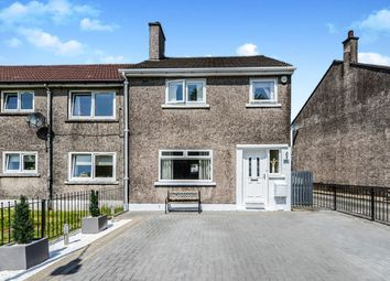 Thumbnail 3 bed semi-detached house for sale in Third Avenue, Dumbarton