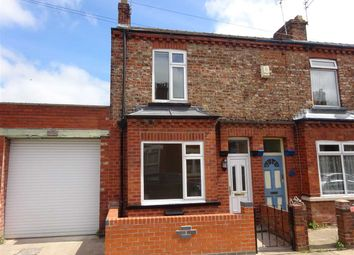 Thumbnail 2 bed end terrace house for sale in Ratcliffe Street, Burton Stone Lane, York