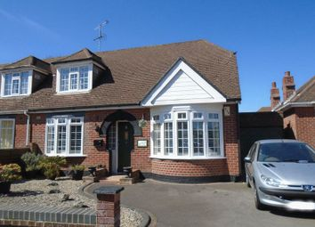 Thumbnail 3 bed bungalow for sale in Foxbury Grove, Portchester