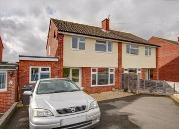 Thumbnail 4 bed semi-detached house to rent in Wendover Way, Exeter