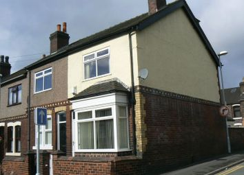 Thumbnail 2 bedroom town house for sale in Jackfield Street, Burslem, Stoke-On-Trent