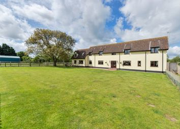 Thumbnail 4 bedroom detached house for sale in Low Common Road, South Lopham, Diss