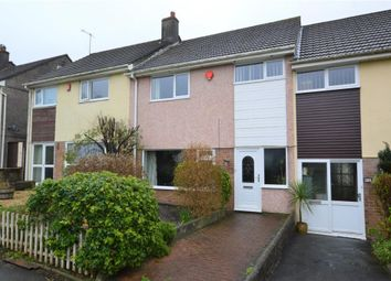 Thumbnail 3 bedroom terraced house to rent in Brismar Walk, Plymouth, Devon