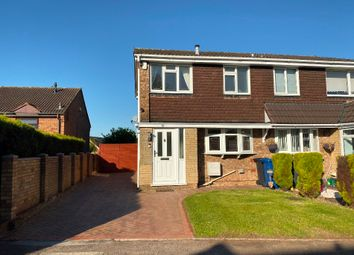 3 bed semi-detached house for sale in Griffin Close, Chase Terrace, Burntwood WS7