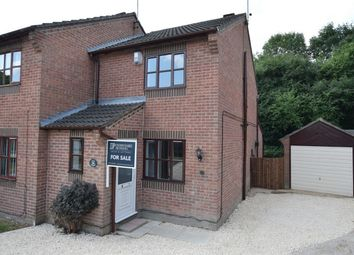 Thumbnail 2 bed semi-detached house for sale in Gray Fallow, South Normanton, Alfreton, Derbyshire