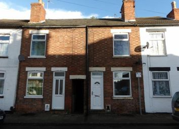Thumbnail 2 bed terraced house for sale in Gladstone Street, Loughborough, Leicester, Leicestershire