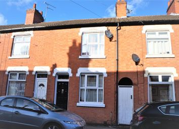 Thumbnail 2 bed terraced house for sale in George Street, Anstey, Leicester