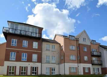 Thumbnail 2 bedroom flat for sale in River View, Northampton