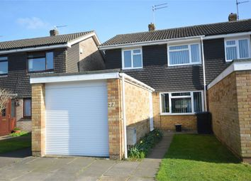 Thumbnail 3 bed end terrace house for sale in Blakes Court, Sprowston, Norwich