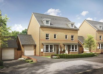 "Thumbnail 4 bed semi-detached house for sale in ""Woodvale"" at Glynn Road, Peacehaven"