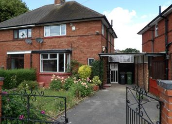 Thumbnail 3 bed semi-detached house for sale in St. Annes Road, Worcester, Worcestershire
