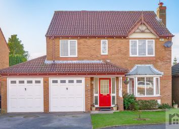 Thumbnail 4 bed detached house for sale in Tarnbeck Drive, Mawdesley