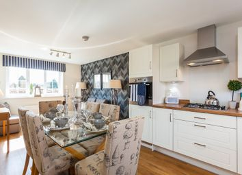 "Thumbnail 4 bed detached house for sale in ""Thornbury"" at Wheatley Close, Banbury"
