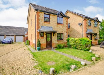 Thumbnail 3 bed detached house for sale in Newlands Road, Whittlesey, Peterborough