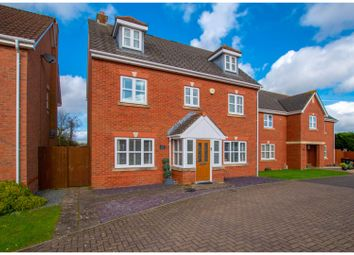 Thumbnail 5 bed detached house for sale in Cambrian Way, Cardiff