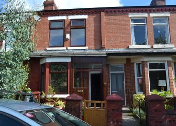 Thumbnail 3 bed terraced house to rent in Ransfield Road, Manchester