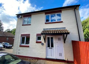Thumbnail 3 bed detached house for sale in Pindar Rise, Thorplands, Northampton