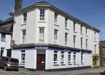 Thumbnail 2 bed flat for sale in Market Place, Camelford