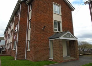 Thumbnail 3 bed flat to rent in Bristol Road South, Northfield