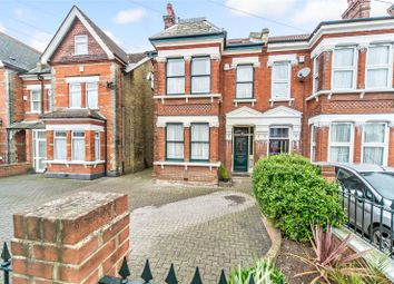 Thumbnail 5 bedroom semi-detached house for sale in Darnley Road, Gravesend, Kent