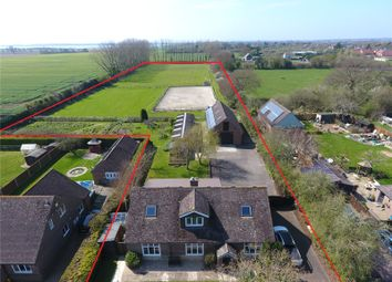 4 bed detached house for sale in Chidham Lane, Chidham, Chichester, West Sussex PO18