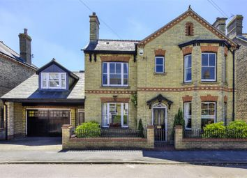 Thumbnail 5 bed detached house for sale in Avenue Road, St. Neots