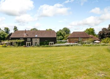 Thumbnail 6 bed detached house for sale in The Street, Shackleford, Godalming, Surrey
