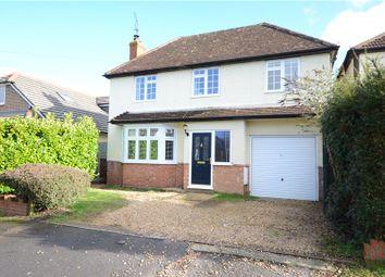 Thumbnail 4 bedroom detached house for sale in Park Road, Sandhurst, Berkshire