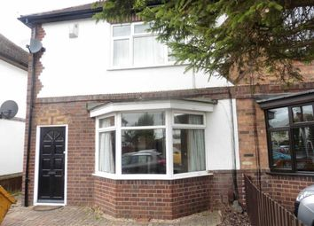 Thumbnail 2 bed terraced house to rent in Brockhurst Avenue, Burbage, Hinckley