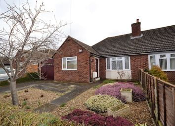 Thumbnail 2 bed semi-detached bungalow for sale in Purbeck Way, Prestbury, Cheltenham