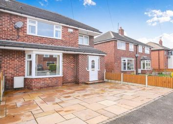 Thumbnail 5 bed semi-detached house for sale in Wingfield Avenue, Wilmslow, Cheshire
