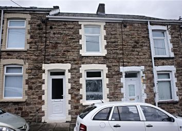 Thumbnail 2 bedroom terraced house for sale in Park View, Ebbw Vale