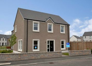 Thumbnail 3 bed semi-detached house for sale in Stewart Crescent, Peterhead, Aberdeenshire