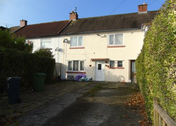 Thumbnail 3 bed terraced house for sale in Narberth Road, Caerau, Cardiff
