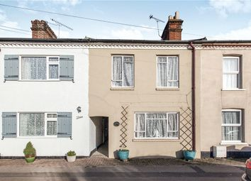 Thumbnail 2 bedroom terraced house for sale in Pretoria Road, Chertsey