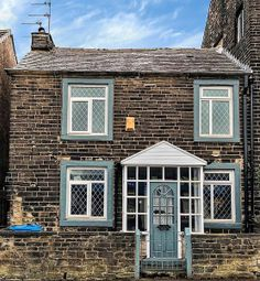 Thumbnail 2 bed cottage for sale in Oldham Road, Springhead, Oldham