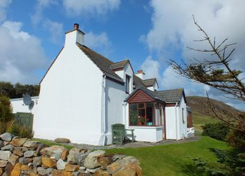 Thumbnail 3 bed detached house for sale in Sweening, Vidlin, Shetland