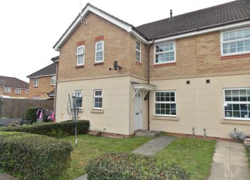 Thumbnail 2 bed terraced house to rent in Wards View, Kesgrave, Ipswich