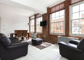 Thumbnail 2 bedroom flat to rent in Block C The Jam Factory, 27 Green Walk, London