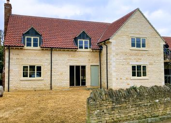 Thumbnail 4 bedroom detached house for sale in Macham Close, Swinstead, Grantham