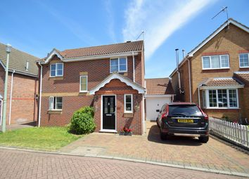 Thumbnail 3 bedroom detached house to rent in Darby Close, Bury St. Edmunds