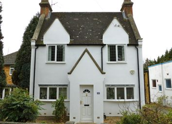 Thumbnail 3 bed detached house for sale in Bramley Hill, Croydon