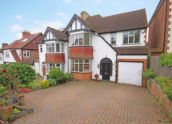 Thumbnail 5 bed semi-detached house for sale in Harwater Drive, Loughton
