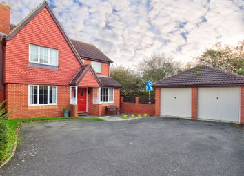 Thumbnail 4 bed detached house for sale in Grampian Way, Gonerby Hill Foot, Grantham