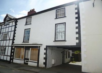 Thumbnail 3 bed terraced house to rent in Compton House, Market Street, Llanfyllin, Powys