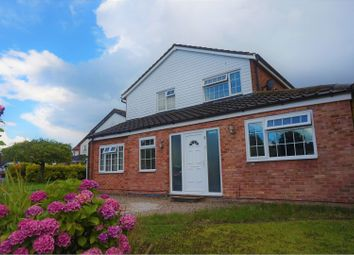 Thumbnail 4 bed detached house for sale in Foregate, Preston