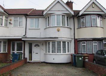 4 bed terraced house to rent in Kings Road, Harrow HA2