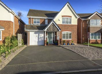 Thumbnail 4 bedroom detached house for sale in Brockwood Copse, Shawbirch, Telford