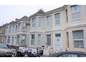 Thumbnail 4 bed town house for sale in Cotehele Avenue, Plymouth